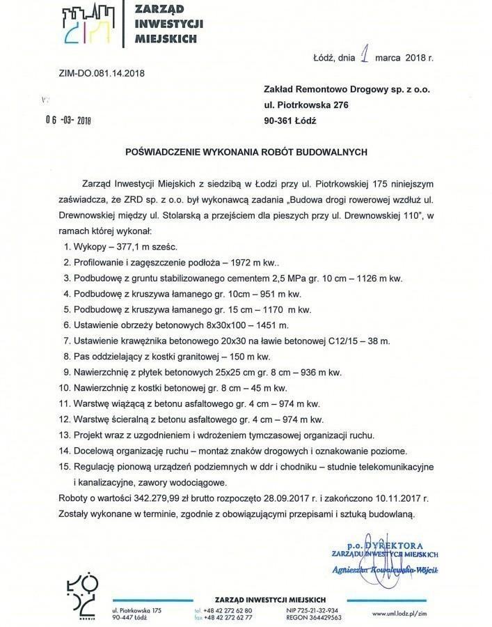 ulDrewnowska-Droga-rowerowa-1